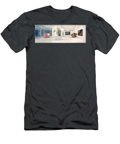 ' Robert Palmer At Large ' Men's T-Shirt (Slim Fit)