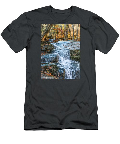 #0043 - Dummerston, Vermont Men's T-Shirt (Athletic Fit)
