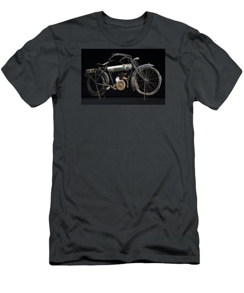 1917 Triumph Model H Men's T-Shirt (Athletic Fit)