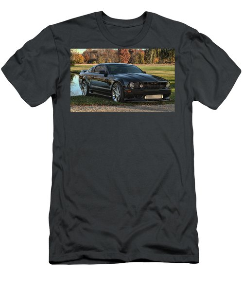 Men's T-Shirt (Slim Fit) featuring the photograph 2 by John Crothers