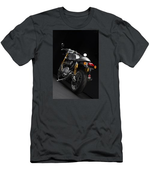 2016 Triumph Thruxton R Men's T-Shirt (Athletic Fit)