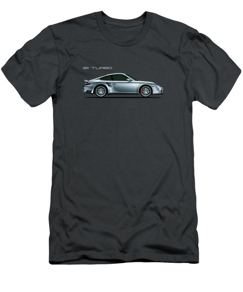 911 Turbo Men's T-Shirt (Athletic Fit)