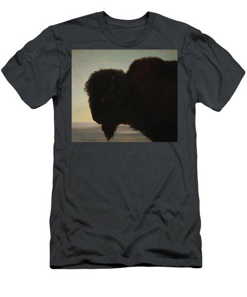 Bull Buffalo Men's T-Shirt (Athletic Fit)
