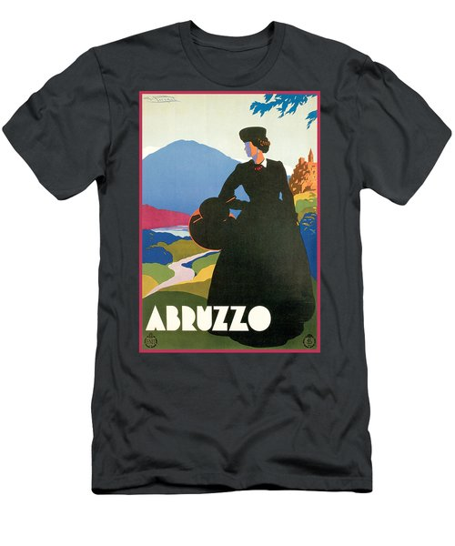 Abruzzo Men's T-Shirt (Athletic Fit)