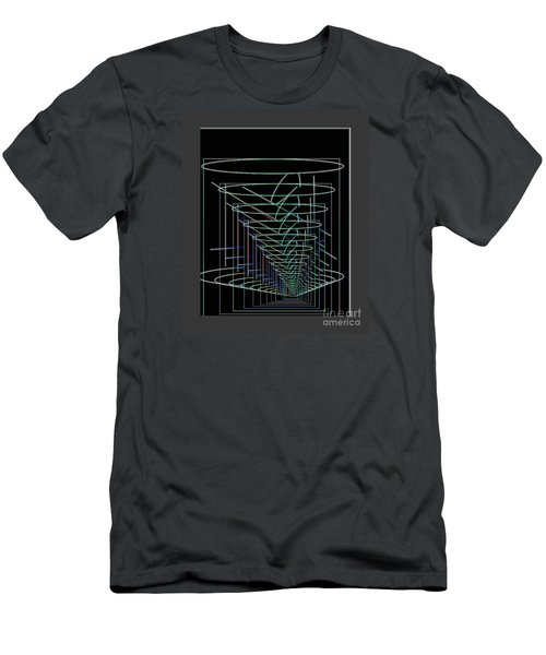 Abstract 13 Men's T-Shirt (Athletic Fit)