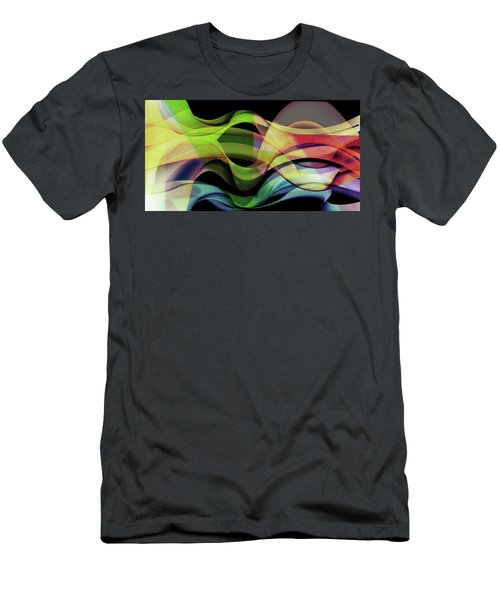 Abstract Photography Men's T-Shirt (Athletic Fit)