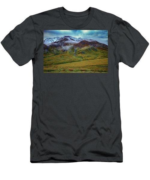 Alaskan Foothills Men's T-Shirt (Athletic Fit)
