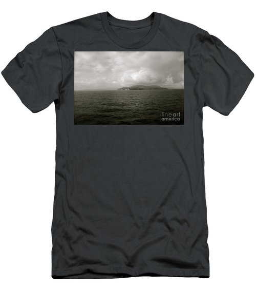 As We Drifted... Men's T-Shirt (Athletic Fit)