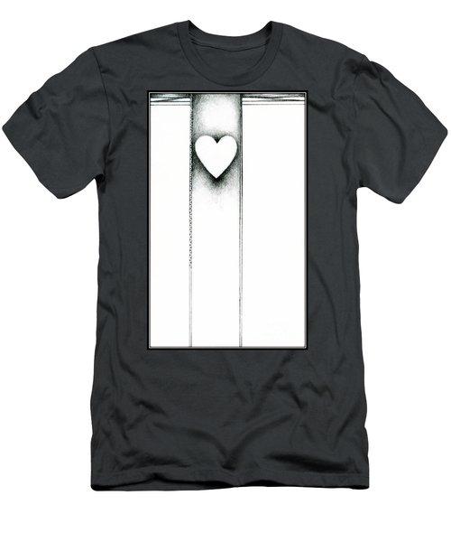 Ascending Heart Men's T-Shirt (Athletic Fit)