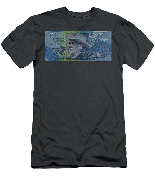 Australian Dollar Men's T-Shirt (Athletic Fit)