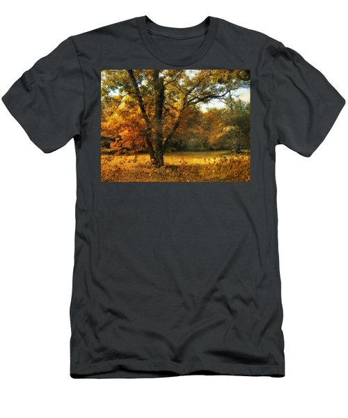 Autumn Arises Men's T-Shirt (Athletic Fit)