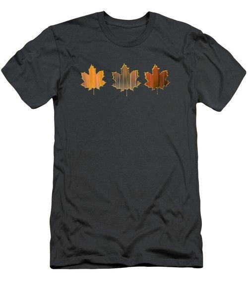 Autumn Three Men's T-Shirt (Athletic Fit)