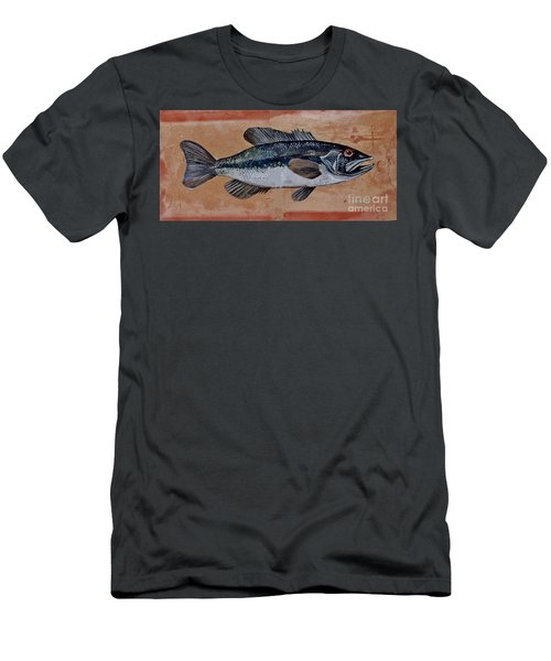 Bass Men's T-Shirt (Slim Fit)