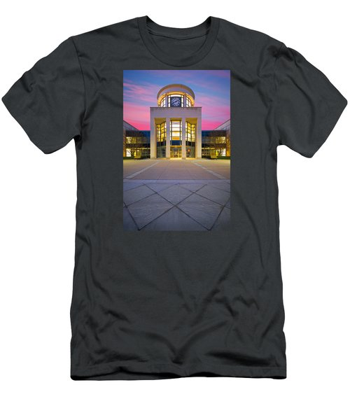 Beaver County Courthouse  Men's T-Shirt (Athletic Fit)