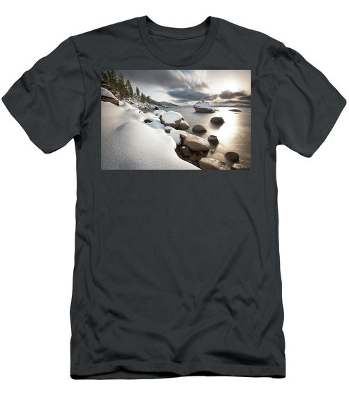 Bonsai Dream Men's T-Shirt (Slim Fit) by Scott Warner