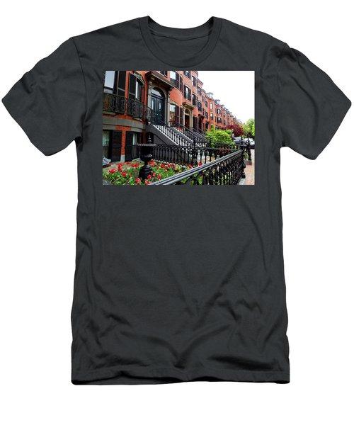 Boston's South End Men's T-Shirt (Athletic Fit)