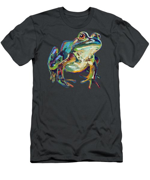 Bullfrog Men's T-Shirt (Athletic Fit)