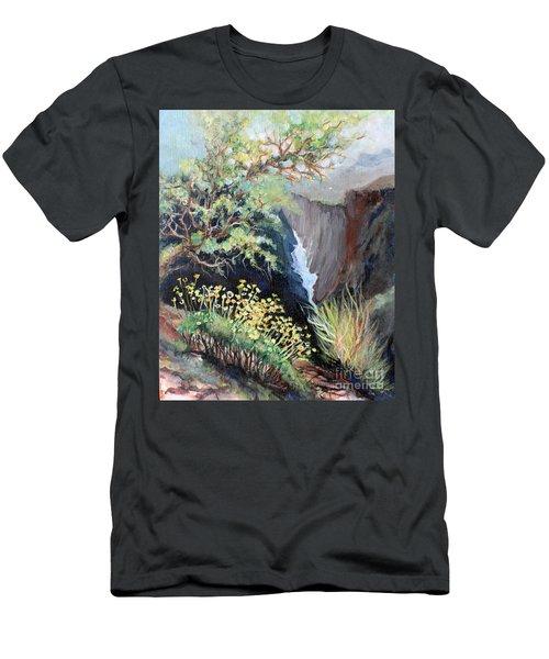 Canyon Land Men's T-Shirt (Athletic Fit)