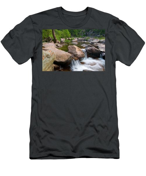 Castor River Shut-ins Men's T-Shirt (Athletic Fit)
