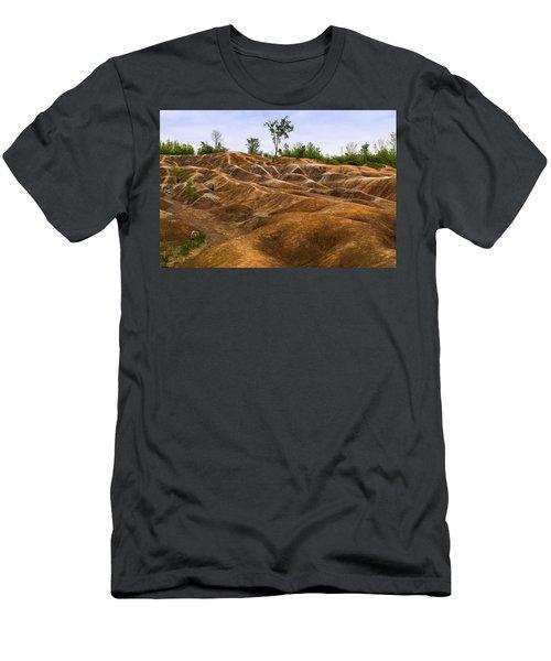 Cheltenham Badlands In Caledon Men's T-Shirt (Athletic Fit)