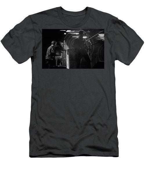 Coldplay9 Men's T-Shirt (Slim Fit) by Rafa Rivas