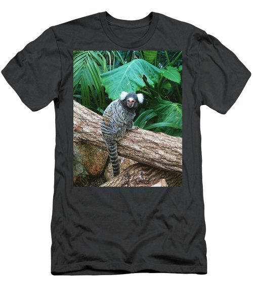 Commonmarmoset  Men's T-Shirt (Athletic Fit)