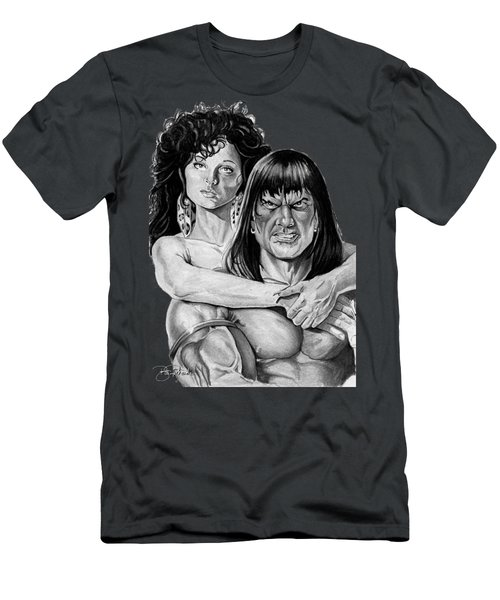 Conan Men's T-Shirt (Athletic Fit)