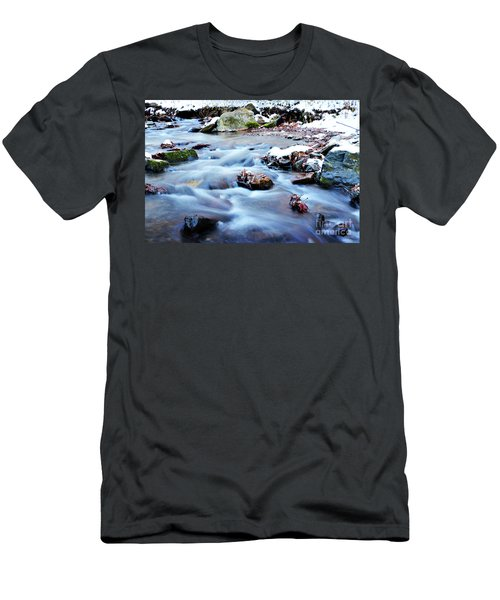 Cool Waters Men's T-Shirt (Athletic Fit)