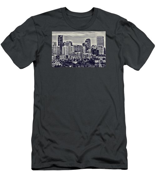 Denver Colorado Men's T-Shirt (Athletic Fit)