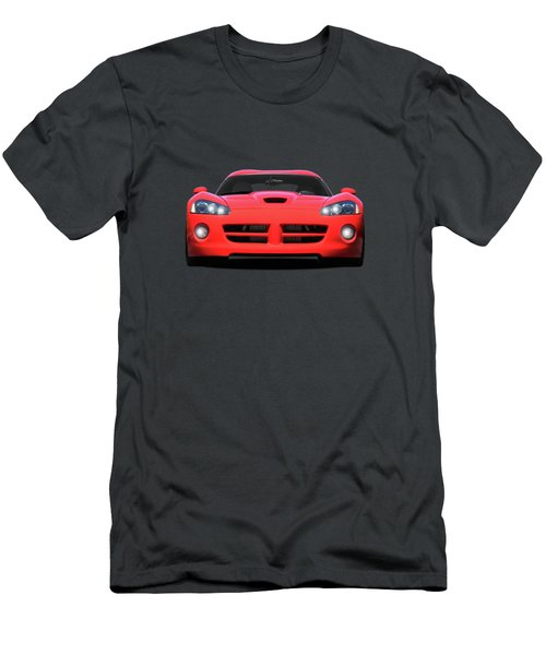 Dodge Viper Men's T-Shirt (Athletic Fit)