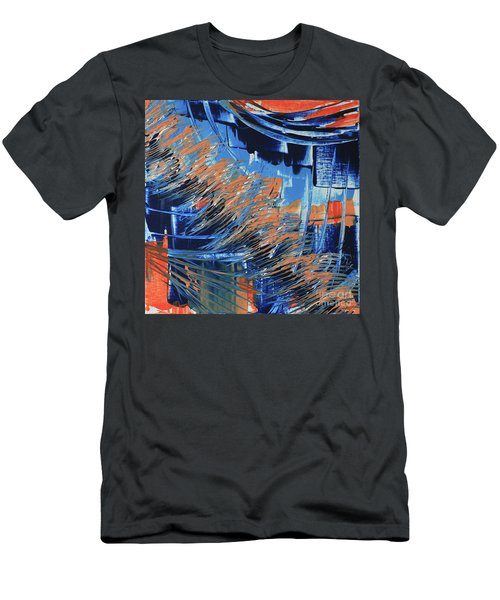 Dreaming Sunshine  Men's T-Shirt (Slim Fit) by Cathy Beharriell