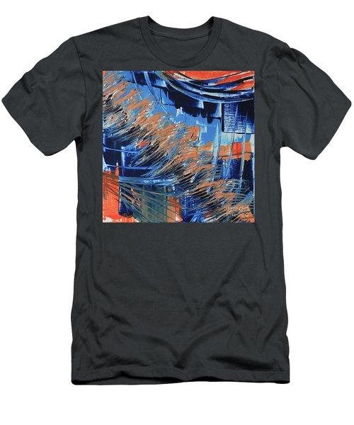Dreaming Sunshine  Men's T-Shirt (Athletic Fit)
