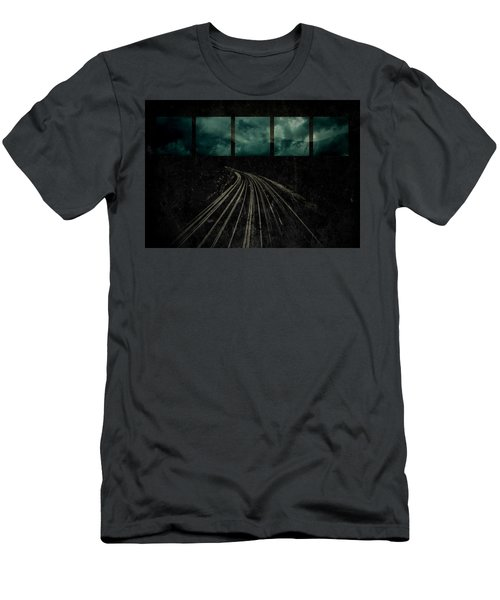 Drifting Men's T-Shirt (Athletic Fit)