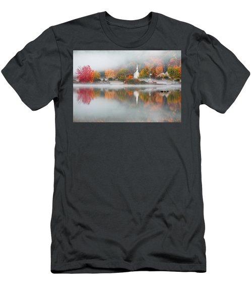 Eaton, Nh Men's T-Shirt (Athletic Fit)