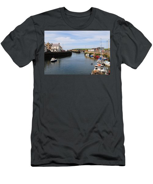 Eyemouth Men's T-Shirt (Athletic Fit)