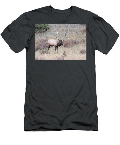 Faabullelk111rmnp Men's T-Shirt (Athletic Fit)