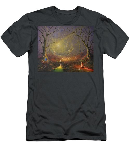 The Fairy Ring Men's T-Shirt (Athletic Fit)