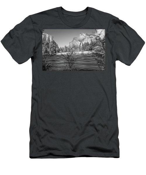 Flow Men's T-Shirt (Slim Fit) by Ryan Weddle