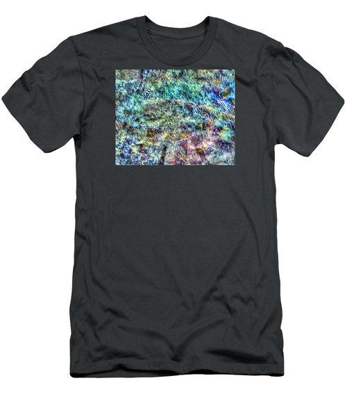 Fone Men's T-Shirt (Slim Fit) by Yury Bashkin
