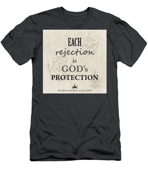 Gilda-gram Decor I Men's T-Shirt (Athletic Fit)