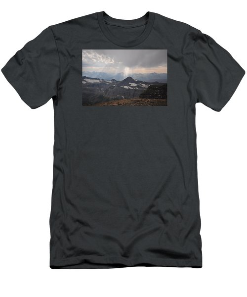 Glacier National Park Men's T-Shirt (Athletic Fit)