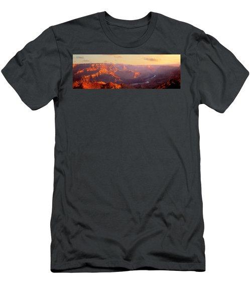 Grand Canyon, Arizona, Usa Men's T-Shirt (Athletic Fit)