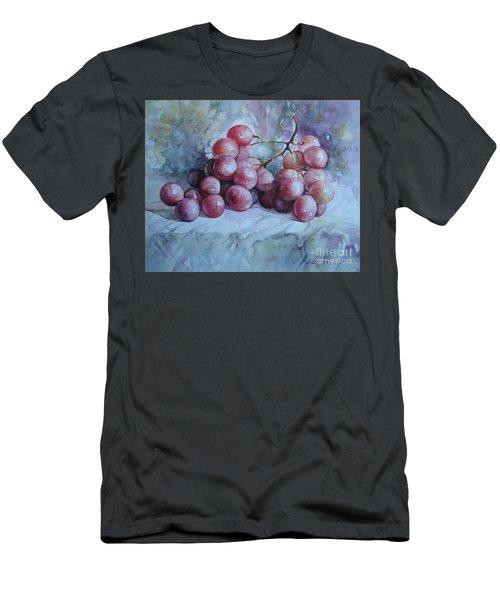 Grapes... Men's T-Shirt (Athletic Fit)