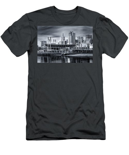 Great American Ball Park Men's T-Shirt (Athletic Fit)