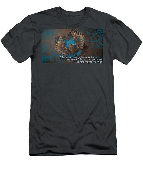 Harry Potter Men's T-Shirt (Athletic Fit)