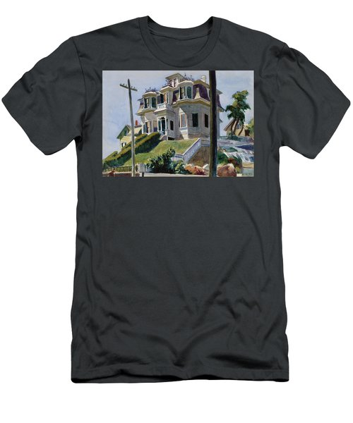 Haskell's House Men's T-Shirt (Athletic Fit)