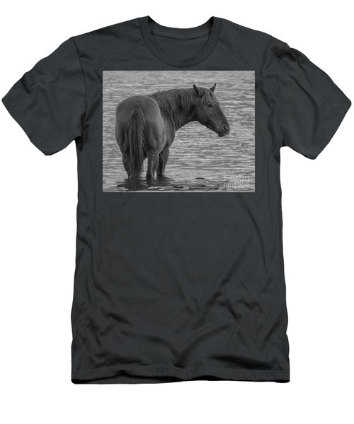 Horse 10 Men's T-Shirt (Athletic Fit)