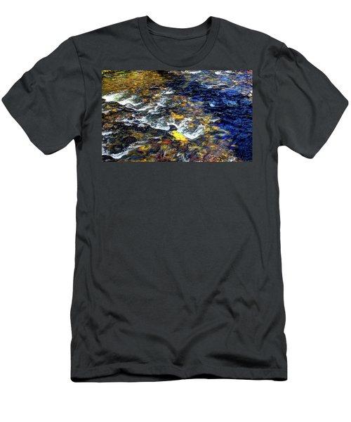 Hyalite Creek Men's T-Shirt (Athletic Fit)