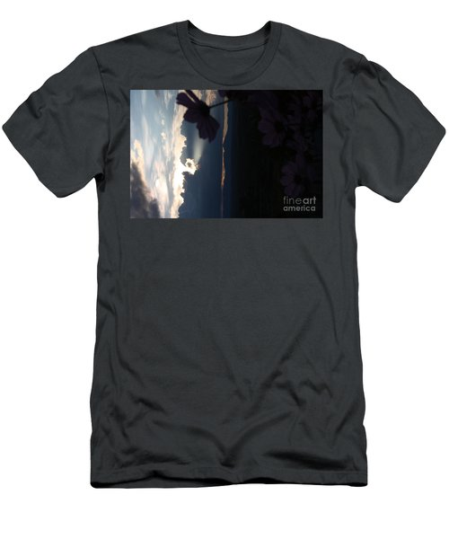 Men's T-Shirt (Slim Fit) featuring the photograph In The Spotlight by Brian Boyle