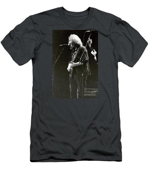 Grateful Dead - Jerry Garcia - Celebrities Men's T-Shirt (Athletic Fit)